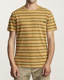 Damian - Striped T-Shirt for Men  S1KTRARVP0