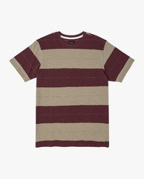Rumble - Striped T-Shirt for Men  S1KTRBRVP0
