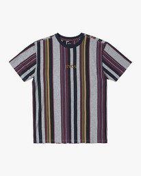 0 Cairo Vertical - Vertical Striped T-Shirt for Men  S1KTRCRVP0 RVCA