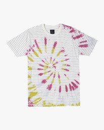 0 Ptc Stripe - Striped T-Shirt for Men  S1KTRERVP0 RVCA