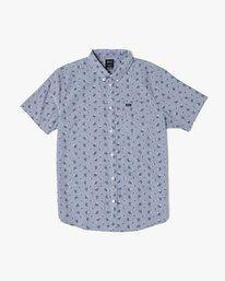 0 Thatll Do Print - Printed Shirt for Men Blue S1SHRBRVP0 RVCA