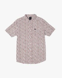 Bellflower - Micro Floral Shirt for Men  S1SHRFRVP0