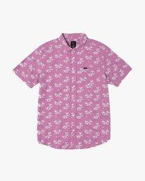 Easy Palms - Palm Print Shirt for Men  S1SHRGRVP0