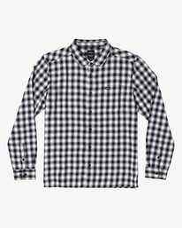 Telegraph - Plaid Flannel Shirt for Men  S1SHRORVP0