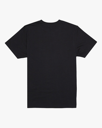 1 Big RVCA - T-shirt pour Homme Noir S1SSRPRVP0 RVCA