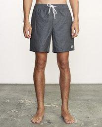 """Opposites 17"""" - Elastic Waist Shorts for Elastic Waist Shorts  S1VORBRVP0"""