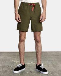 """Civic 18"""" - Hybrid Short / Board Shorts for Men  S1WKRARVP0"""