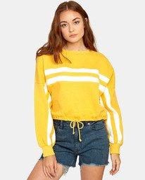 Aced Fleece - Sweatshirt for Women  S3FLRBRVP0