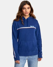 0 Cannonball - Sweatshirt pour Femme Bleu S3HORARVP0 RVCA
