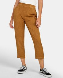 Manila - Cropped Trousers for Women  S3PTRGRVP0