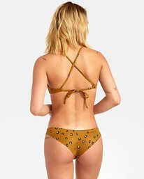 0 Chitah Cheeky - Printed Cheeky Bikini Bottoms for Women  S3SBRTRVP0 RVCA