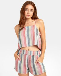 Logan Stripe - Striped Cami for Women  S3TPRMRVP0