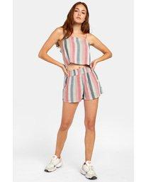 Suggest Stripe - Striped Shorts for Women  S3WKRORVP0