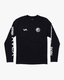 Shoyoroll Defer Vaxsho - Long Sleeve T-Shirt for Men  S4LSRARVP0