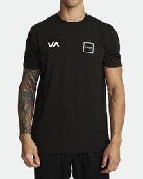 RVCA Lane - Athletic T-Shirt for Men  S4SSMARVP0