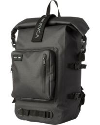 0 Weld Pack - Technical Roll-Top Backpack for Men Black S5BPRBRVP0 RVCA