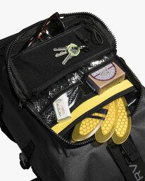 5 Weld Pack - Technical Roll-Top Backpack for Men Black S5BPRBRVP0 RVCA