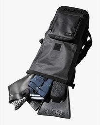6 Weld Pack - Technical Roll-Top Backpack for Men Black S5BPRBRVP0 RVCA