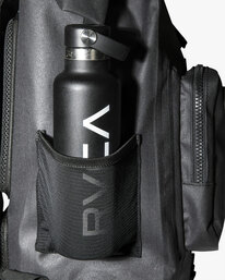 1 Weld Pack - Technical Roll-Top Backpack for Men Black S5BPRBRVP0 RVCA
