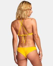 0 Solid Cheeky Bikini Bottoms  SJXB01SC RVCA