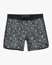 0 Freeport - Board Shorts for Men  T1BSRDRVS0 RVCA