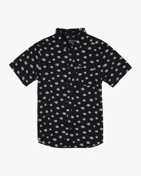 Ed Templeton Templeton Eyes - Short Sleeve Shirt for Men  T1SHRARVS0