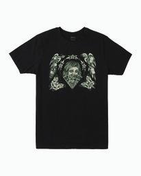 0 Eli Flash - T-Shirt for Men Black T1SSRKRVS0 RVCA