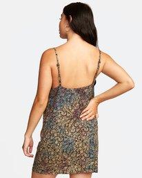 1 Michelle Blade Aaron Wash - Robe pour Femme Bleu T3DRRLRVS0 RVCA