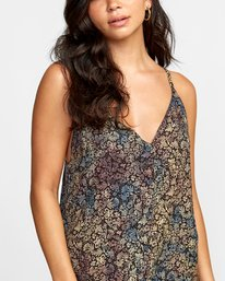 2 Michelle Blade Aaron Wash - Robe pour Femme Bleu T3DRRLRVS0 RVCA
