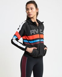 0 VA Team Jacket Multicolor T701QRTE RVCA