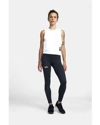 0 EVERLAST SPORT WORKOUT LEGGING Black TQ163REL RVCA