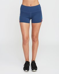 0 VA Fitted Short Blue TQ51QRSH RVCA