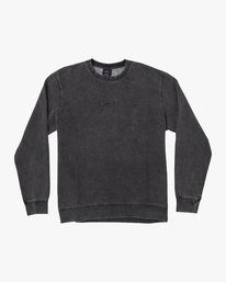 0 Tonally - Sweatshirt for Men Black U1CRRBRVF0 RVCA