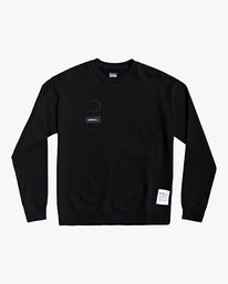 0 DPM - Sweatshirt for Men Black U1CRRFRVF0 RVCA