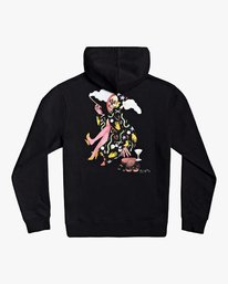 0 Stacey Rozich The Gorgeous Hussy - Hoodie for Men Black U1HORCRVF0 RVCA