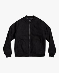 0 Troy - Bomber Jacket for Men Black U1JKRJRVF0 RVCA