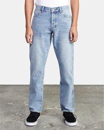 0 Weekend - Straight Fit Jeans for Men  U1PNRJRVF0 RVCA