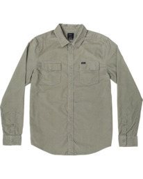 0 Freeman - Long Sleeve Shirt for Men  U1SHRQRVF0 RVCA