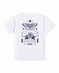 0 Jesse Brown Fauna - T-Shirt for Men White U1SSRIRVF0 RVCA
