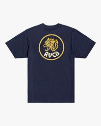 0 Dynasty - T-Shirt for Men  U1SSSCRVF0 RVCA