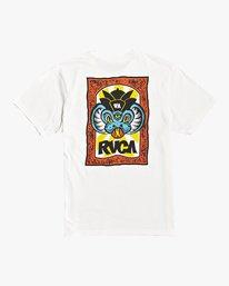 0 Roberto Rodriguez Redondo - T-shirt pour Homme Blanc U1SSSPRVF0 RVCA