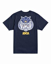 1 Roberto Rodriguez Redondo Snake - T-shirt pour Homme Bleu U1SSSQRVF0 RVCA