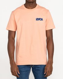 2 Roberto Rodriguez Redondo Snake - T-shirt pour Homme Rose U1SSSQRVF0 RVCA