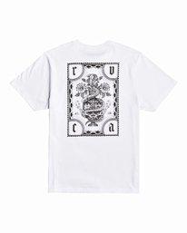 0 Benjamin Jean Jean Bjj Snake - T-Shirt for Men White U1SSSTRVF0 RVCA