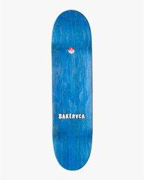"1 Baker RVCA 8.25"" - Skateboard Deck Red U4DCRBRVF0 RVCA"
