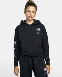0 Everlast Sport - Hoodie for Women Black U4HOEBRVF0 RVCA