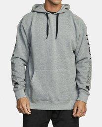 0 VA Sport - Hoodie for Men Grey U4HOMARVF0 RVCA