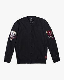 0 Everlast x Smith Street - Jacket for Men Black U4JKEARVF0 RVCA