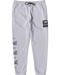 0 Everlast Sport - Joggers for Men Grey U4PTEARVF0 RVCA
