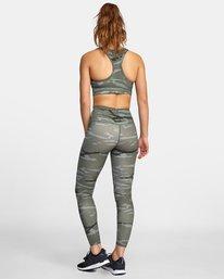3 DPM - Legging pour Femme Multicouleurs U4PTWFRVF0 RVCA